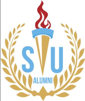 Southern University Alumni Crest Logo