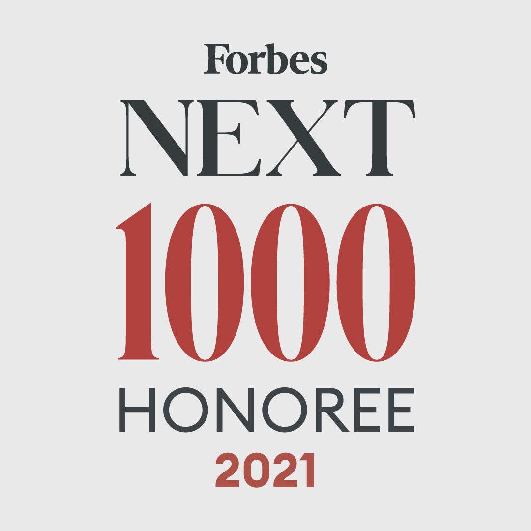 Forbes Next 1000 Logo HBCU Book